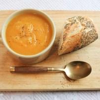 Warming Autumn Vegetable Soup