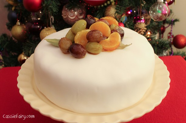Caribbean Christmas Cake recipe-12