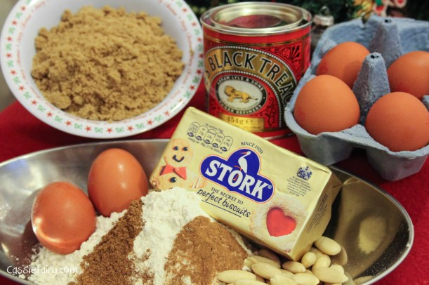 Caribbean Christmas Cake recipe-2