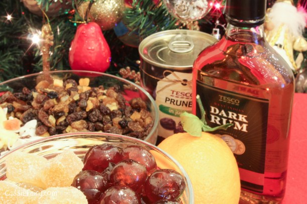 Caribbean Christmas Cake recipe