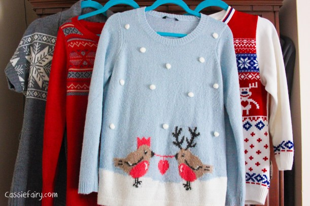 crazy for christmas jumpers