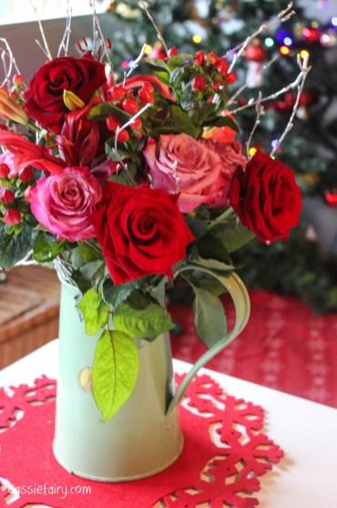 debenhams christmas festive flowers-3