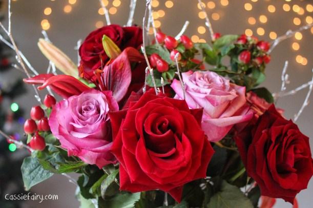 debenhams christmas festive flowers-5