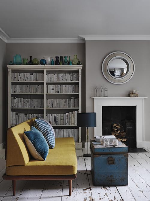 bright colours interior design trend