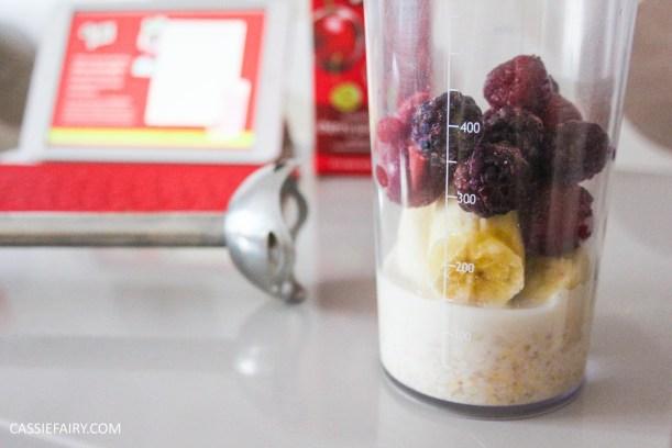 healthy banana smoothie recipes_
