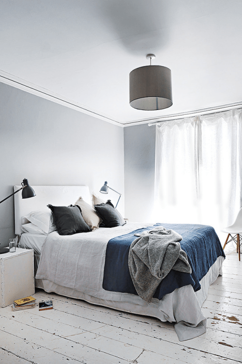 interior design trend - grey and neutral