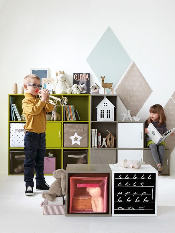 vertbaudet toys storage units