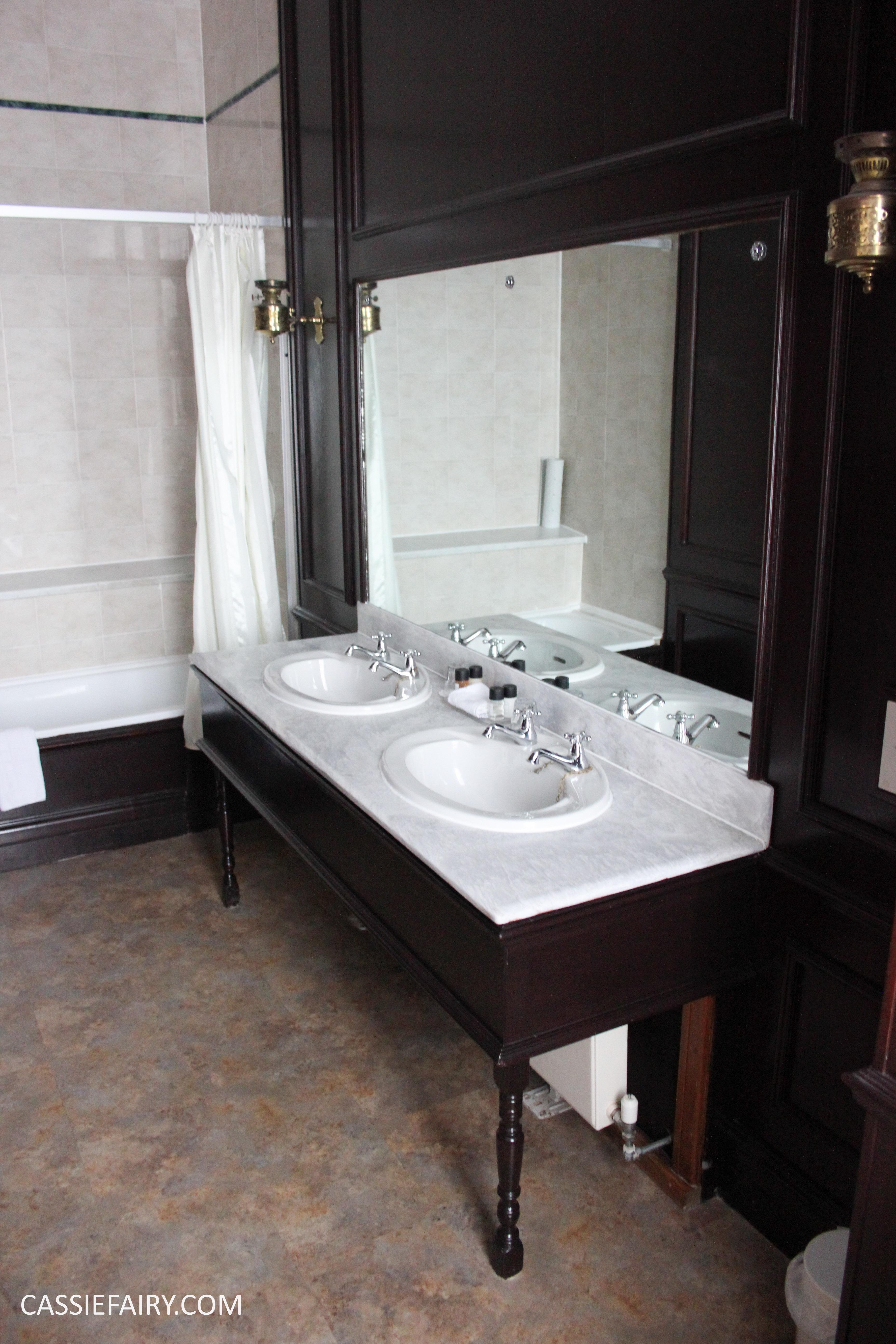 Interior design inspiration - Luxurious 4* hotel bathrooms
