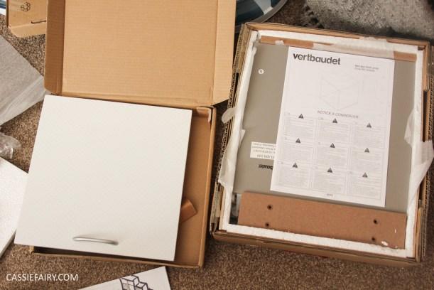 vertbaudet craft storage shelving solution for vintage caravan-5