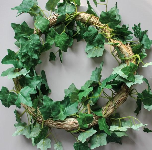 diy spring wreath by Cassiefairy step 2