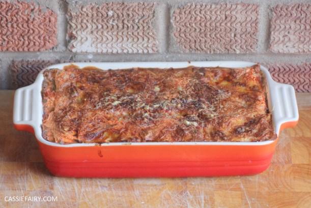 Lea and Perrins lasagne recipe-9