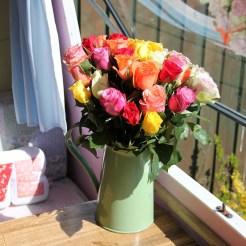 Bargain Hunting & Beautiful Flowers