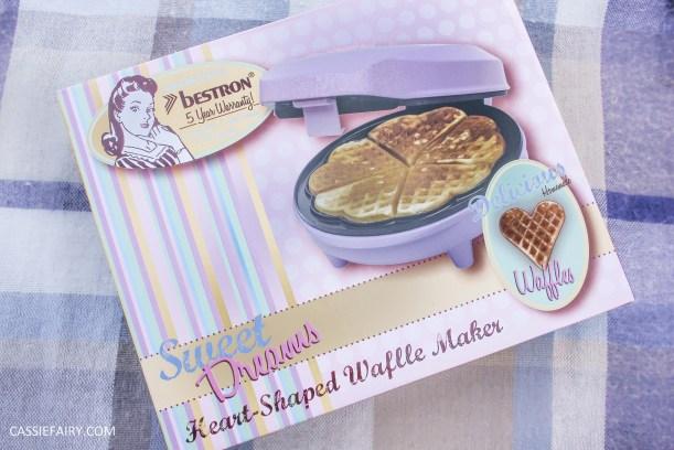 simple waffle recipe for waffle maker machine