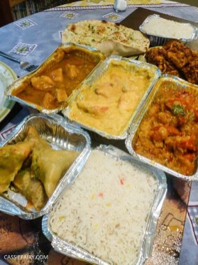 curry takeaway restaurant