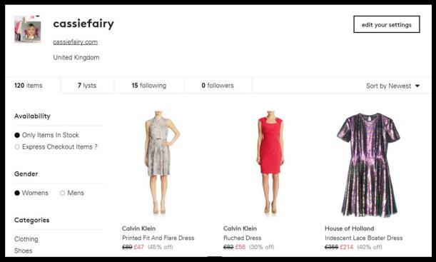 designer dresses on lyst