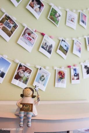 diy polariod photo wall display decoration using polabox-18