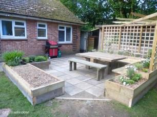 landscaped garden room-4