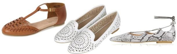 tuesday shoesday pretty summer shoes from topshop 2015