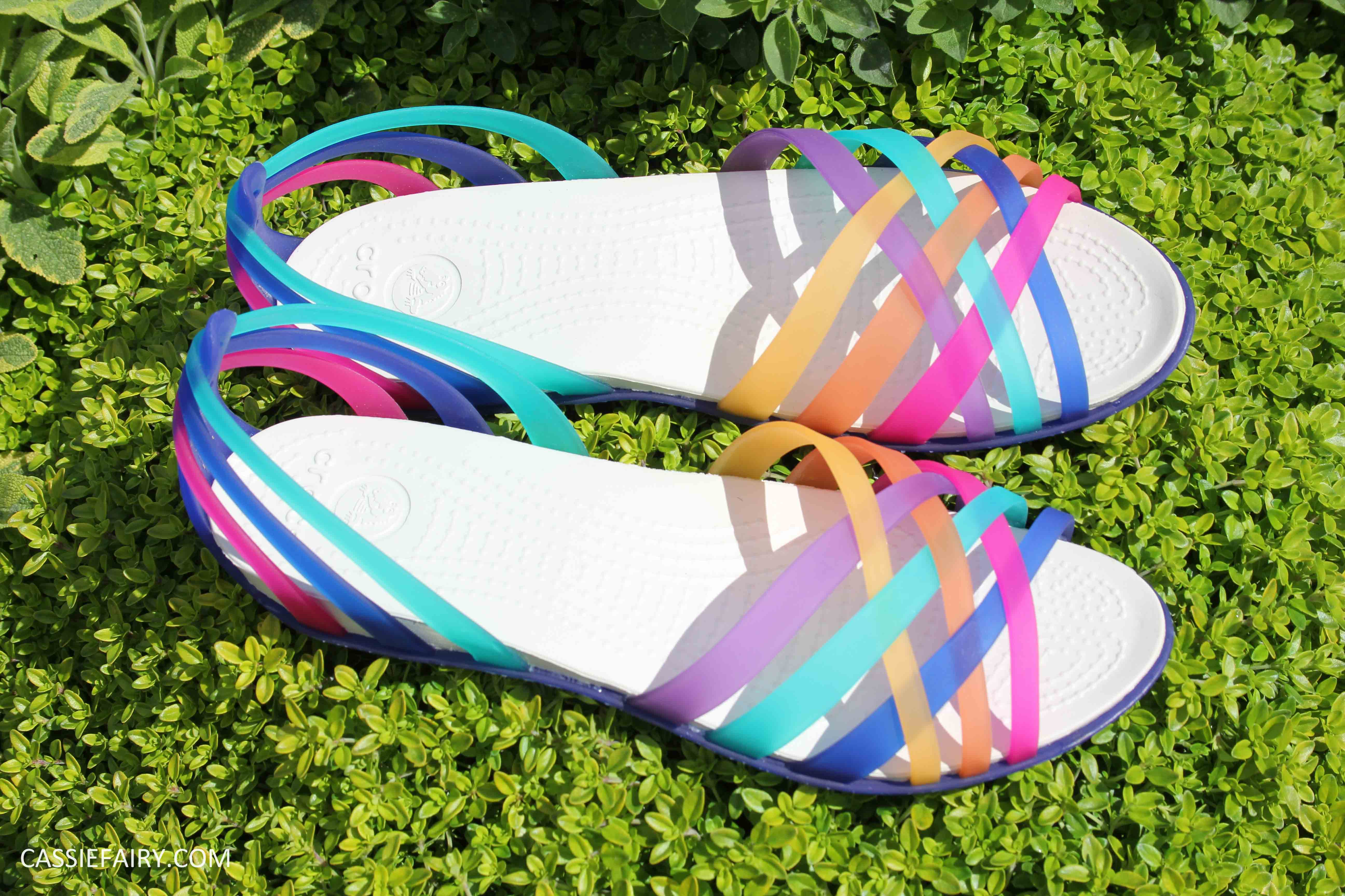 Tuesday Shoesday Summer Sandals
