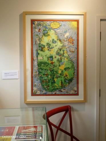 Max Gill map cartography exhibition_-4
