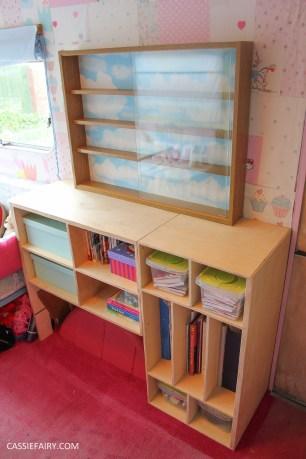 diy display cabinet makeover for vintage caravan_-6