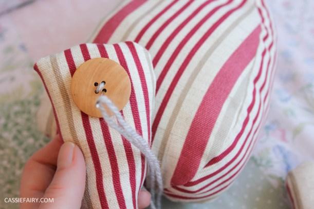 diy sewing tutorial step by step teddy bear-10
