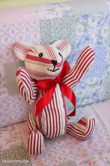 diy sewing tutorial step by step teddy bear-16