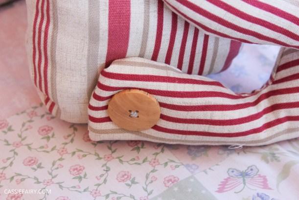 diy sewing tutorial step by step teddy bear-21