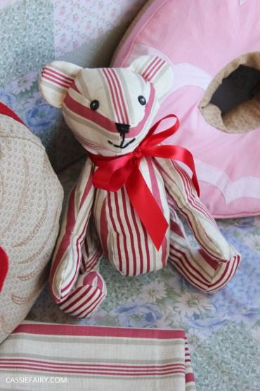diy sewing tutorial step by step teddy bear-27