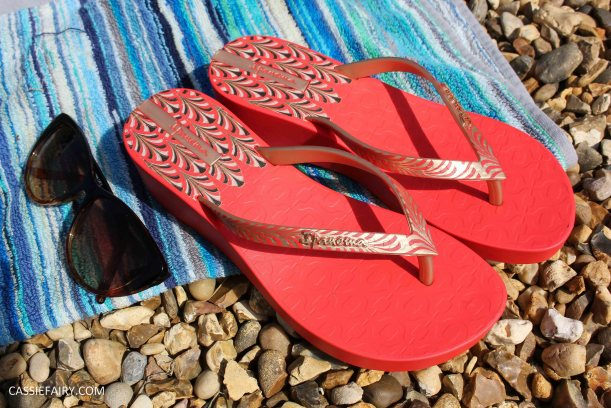 tuesday shoesdat summer flip flop fashion wedge shoes-5