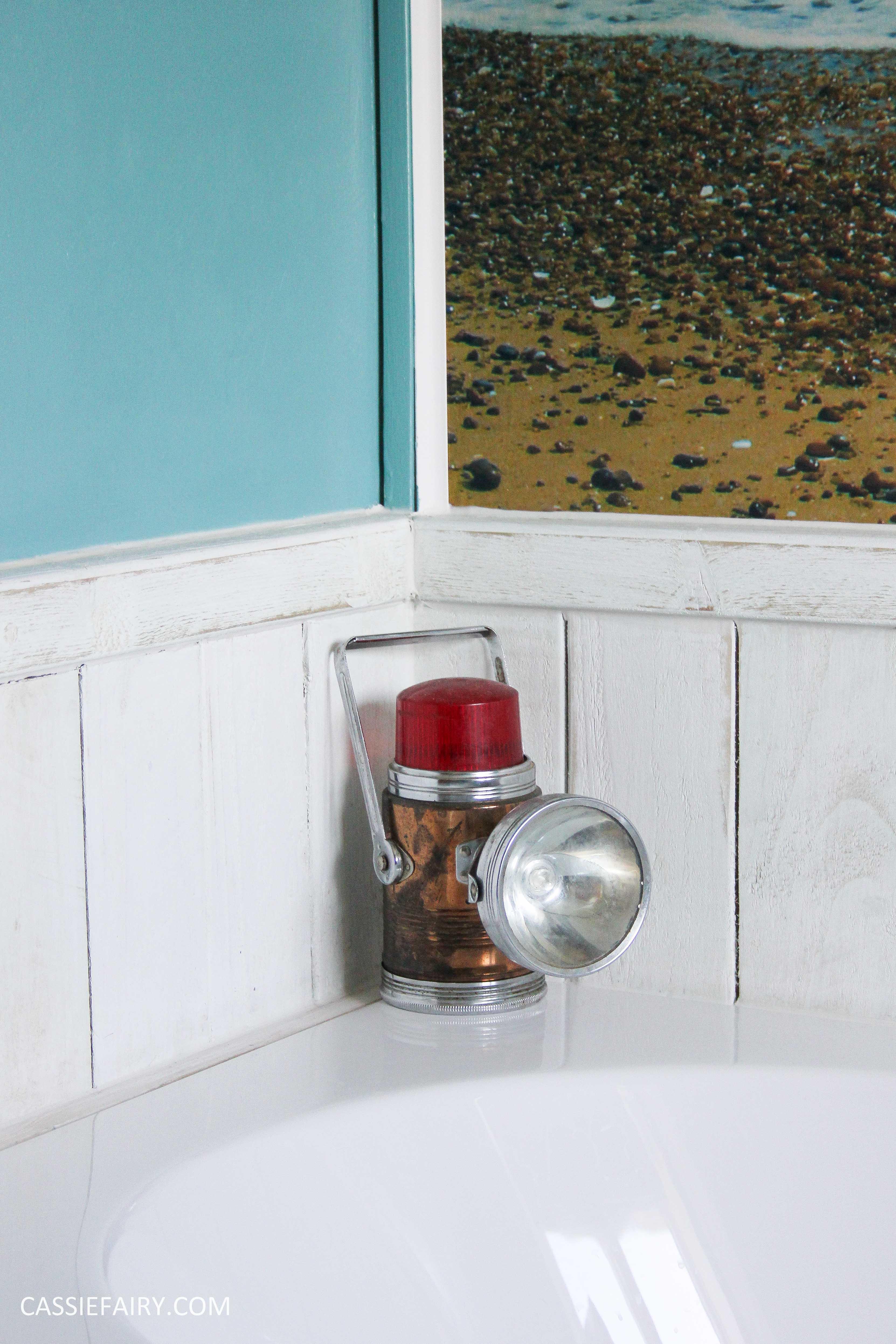 diy beach hut bathroom makeover project - low budget renovation-4
