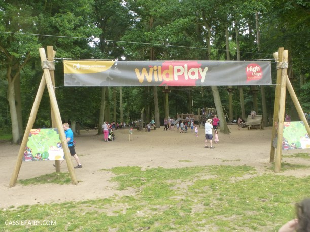 school summer holiday activity high lodge thetford forest segway adventure go ape review-7