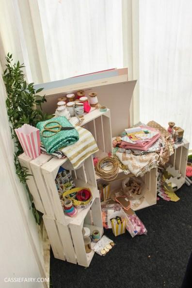 Kirstie Allsopp Handmade Fair 2015 photos DIY project cassiefairy blog-31