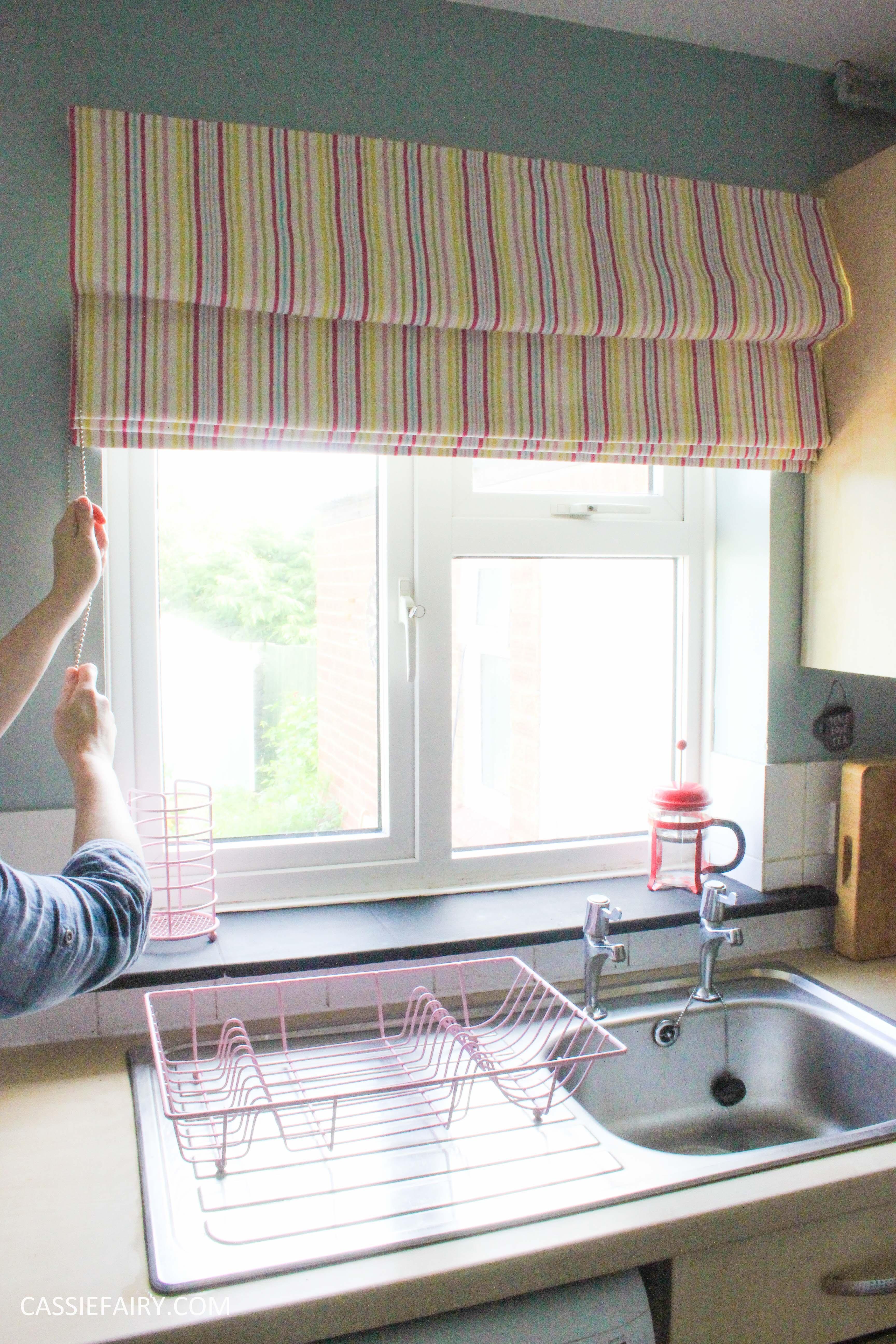 diy-interior-design-small-kitchen-makeover-blinds-seaside-colours-5