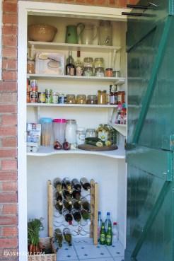 kitchen interior design storage idea pantry inspiration-11