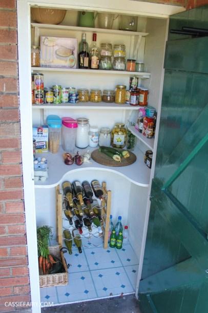 kitchen interior design storage idea pantry inspiration-13
