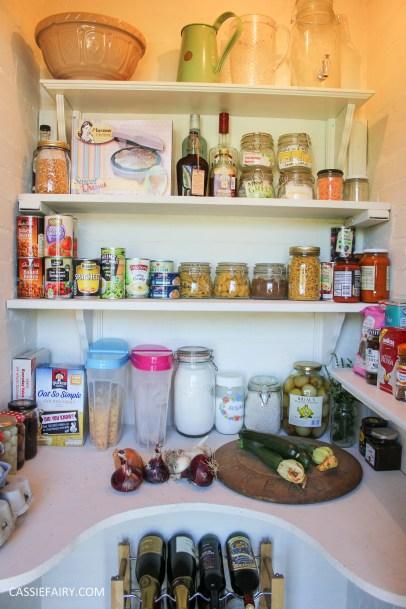kitchen interior design storage idea pantry inspiration-19