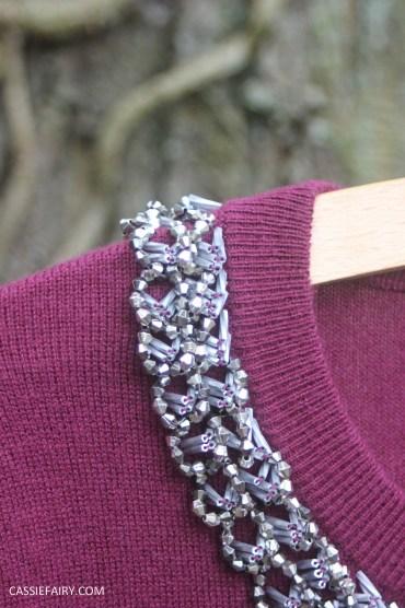 womens thrifty fashion winter wardrobe clothing essentials-6