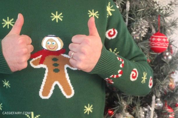 animated christmas jumper festive gift inspiration text santa