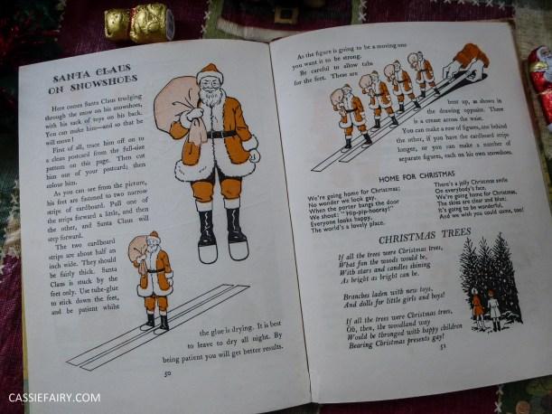 the christmas book vintage retro antique book g higham-9