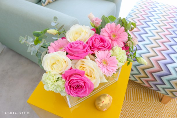 DFS candy colours interior design inspiration for spring summer 2016 flowers