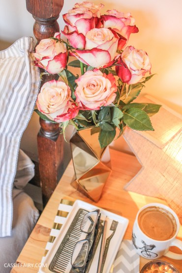DIY romantic breakfast in bed valentines day ideas inspiration-12