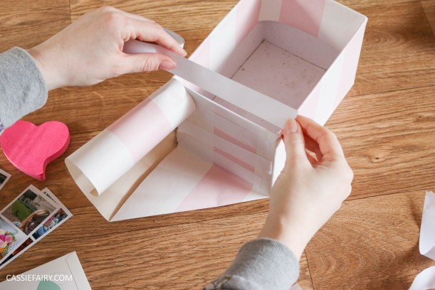 DIY thrifty valentines make your own memory box gift_-10