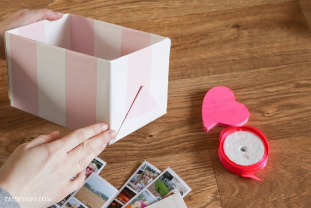 DIY thrifty valentines make your own memory box gift_-16