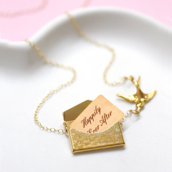 etsy valentines locket marie allen gold necklace