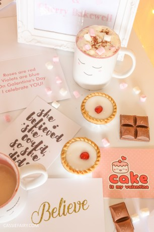 hot chocolate recipes for galentines day diy party gift idea for friends girlfriends-19