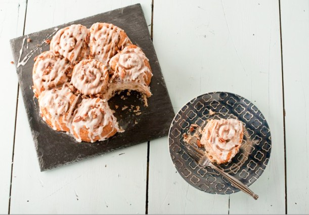 pieday friday what cake comes from which tin cinnamon swirl buns