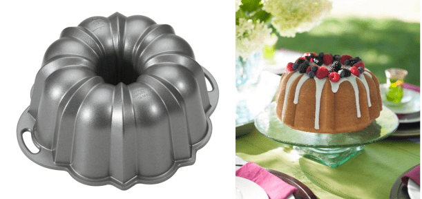 what cake comes from what tin bundt celebration ring mold