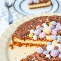 Baked Chocolate Cheesecake Recipe