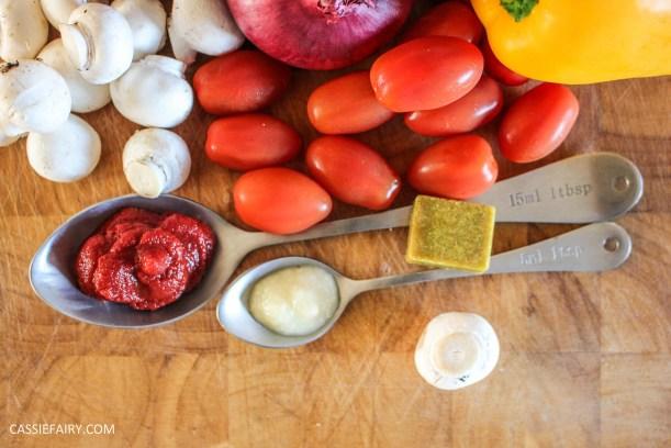 mediterranean italian chicken and bean stew recipe cooking flavours-2